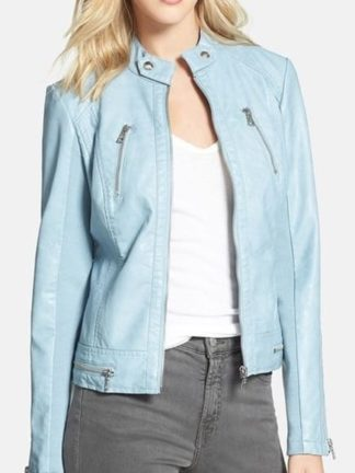 Blue Jackets For Women